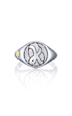 Love Letters Monogram Fashion Ring SR195KSB product image