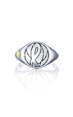 Love Letters Monogram Fashion Ring SR195LSB product image