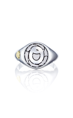 Love Letters Monogram Fashion Ring SR195OSB product image