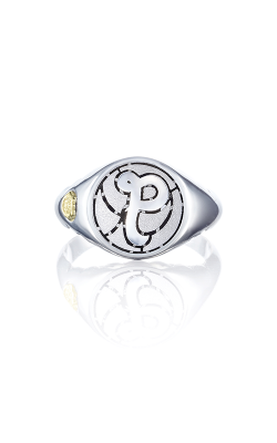 Love Letters Monogram Fashion Ring SR195PSB product image