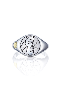 Love Letters Monogram Fashion Ring SR195QSB product image