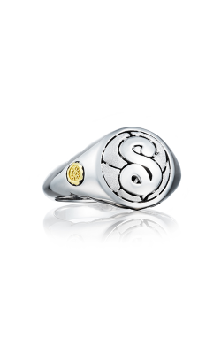 Love Letters Monogram Fashion Ring SR195SSB product image