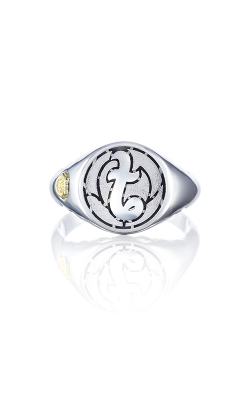 Love Letters Monogram Fashion Ring SR195TSB product image
