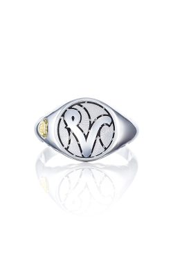 Love Letters Monogram Fashion Ring SR195VSB product image