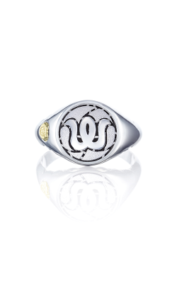 Love Letters Monogram Fashion Ring SR195WSB product image