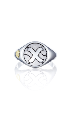 Love Letters Monogram Fashion Ring SR195XSB product image