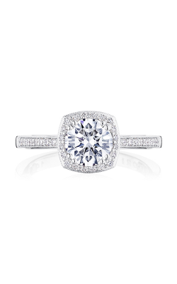 Tacori Coastal Crescent Engagement ring P103CU65FW product image