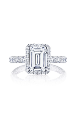 Tacori Petite Crescent Engagement ring, HT257225EC85X65W product image