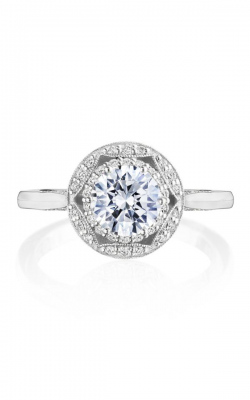 Tacori Crescent Chandelier Engagement Ring HT2563RD65W