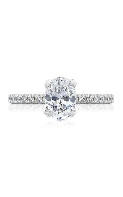 Tacori Petite Crescent Engagement ring, HT2545OV85X65 product image
