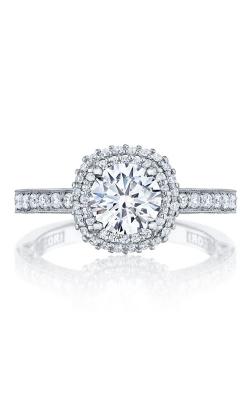Tacori Classic Crescent Engagement Ring HT2522CU65W