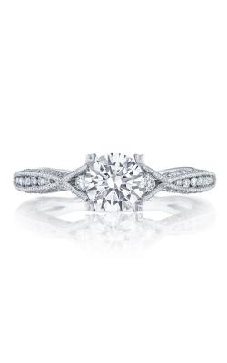 Tacori Classic Crescent Engagement Ring 2645RD612