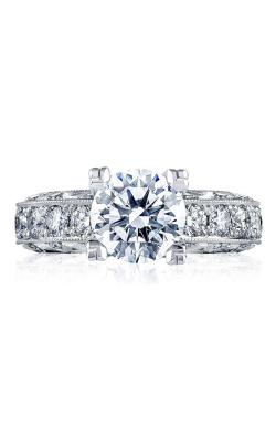 Tacori Classic Crescent Engagement Ring HT2530AW
