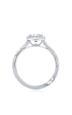 Tacori Sculpted Crescent Engagement Ring 49CUP65