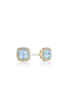 Tacori Crescent Crown Earrings SE244Y02