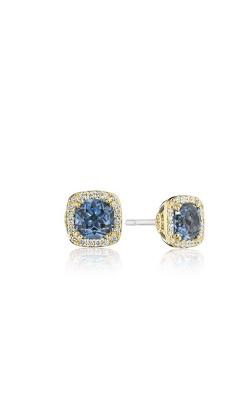 Tacori Crescent Crown Earrings SE244Y33
