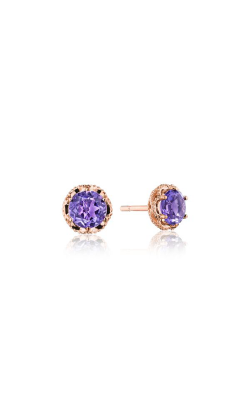 Tacori Crescent Crown Earrings SE25301FP