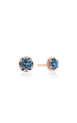 Tacori Crescent Crown Earrings SE25333FP