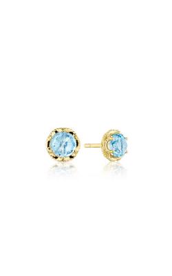 Tacori Crescent Crown Earrings SE25302FY
