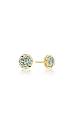 Tacori Crescent Crown Earrings SE25312FY
