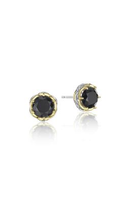 Tacori Crescent Crown Earrings SE105Y19