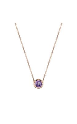 Tacori Crescent Crown Necklace SN23701FP