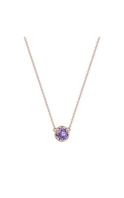 Tacori Crescent Crown Necklace SN23713FP
