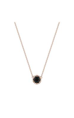 Tacori Crescent Crown Necklace SN23719FP