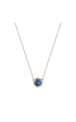 Tacori Crescent Crown Necklace SN23733FP