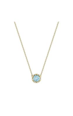 Tacori Crescent Crown Necklace SN23702FY