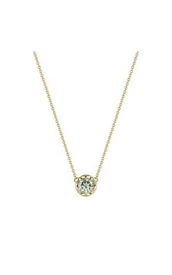 Tacori Crescent Crown Necklace SN23712FY