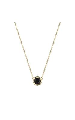 Tacori Crescent Crown Necklace SN23719FY