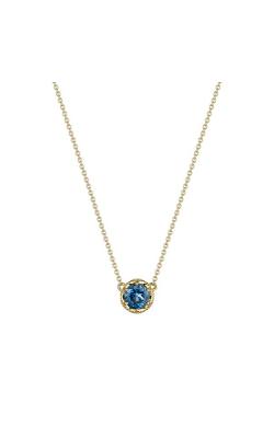 Tacori Crescent Crown Necklace SN23733FY