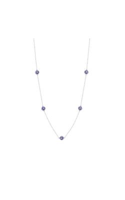 Tacori Crescent Embrace Necklace SN23901