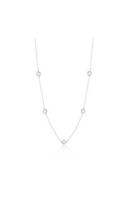 Tacori Crescent Embrace Necklace SN23903