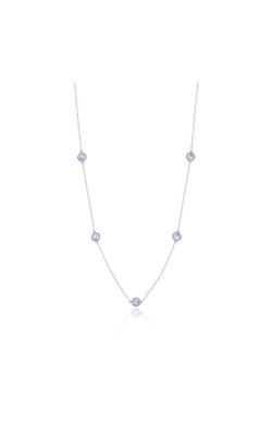 Tacori Crescent Embrace Necklace SN23913