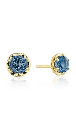 Tacori Crescent Crown Earrings SE25333FY