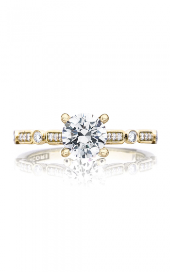 Tacori Sculpted Crescent 202-2RD6Y product image