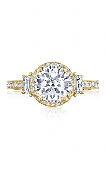 Tacori Dantela Engagement Ring 2663RD8Y product image