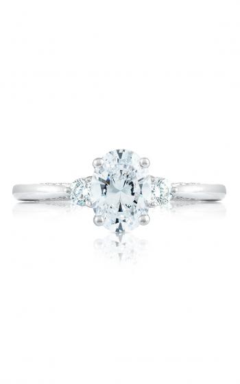 Tacori Simply Engagement Ring 2656OV75X55 product image