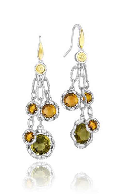 Tacori Cinnamon Scotch Earrings SE136Y product image