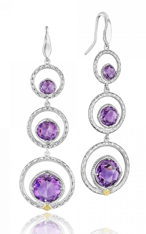 Tacori Lilac Blossoms Earrings SE15001 product image