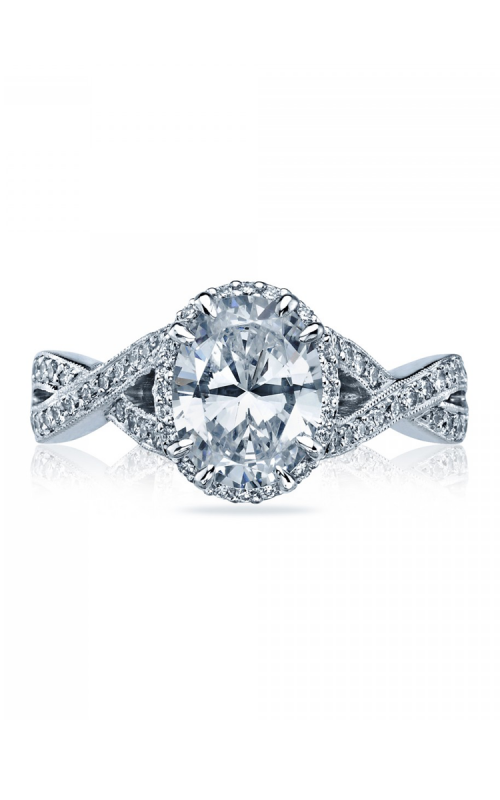 Tacori Dantela Engagement ring 2627OVLG product image