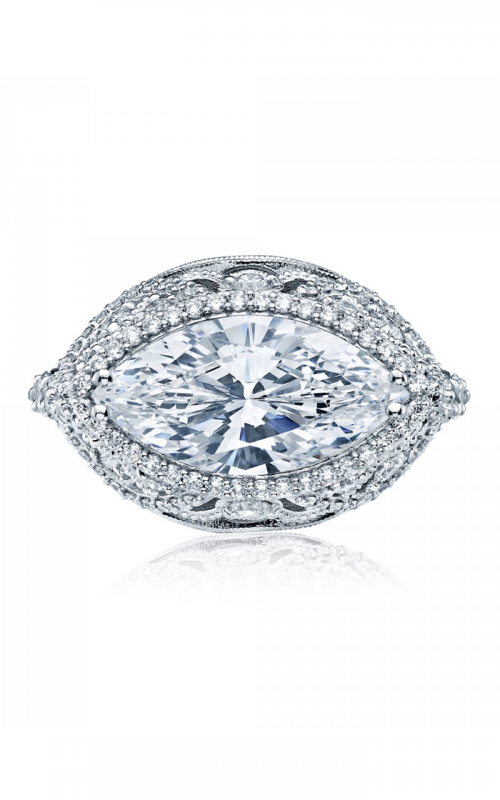 Tacori RoyalT Engagement ring HT2612MQ16X8 product image