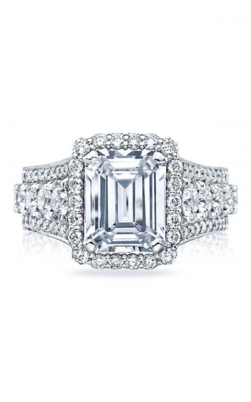 Tacori RoyalT Engagement ring HT2613EC10X8 product image