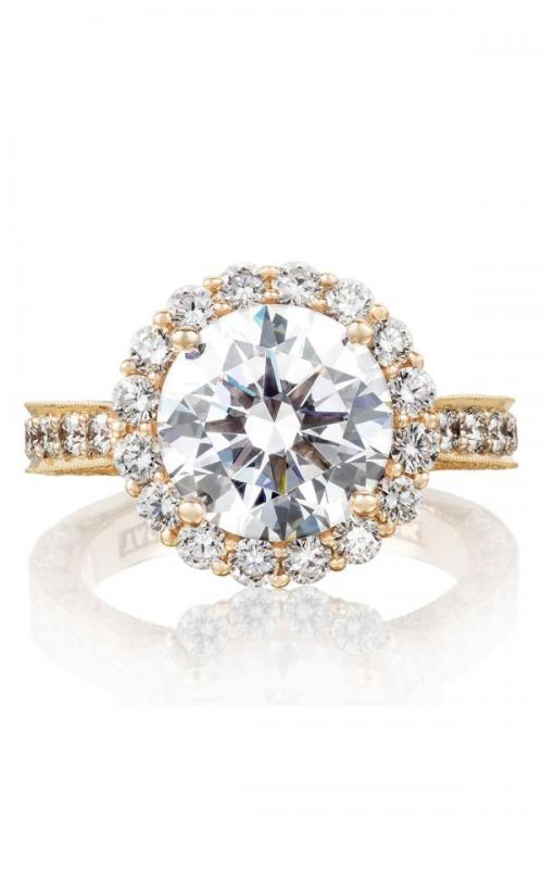 Tacori RoyalT Engagement ring HT2605RD95PK product image