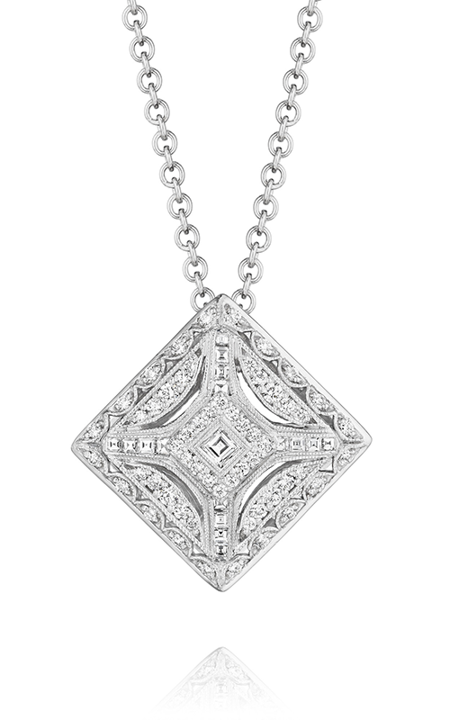 Tacori Classic Crescent Necklace FP802 product image