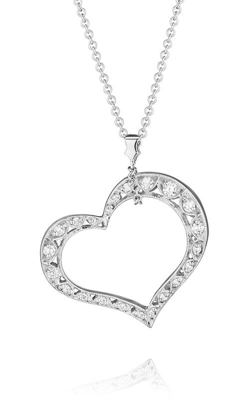 Tacori Classic Crescent Necklace FP501 product image