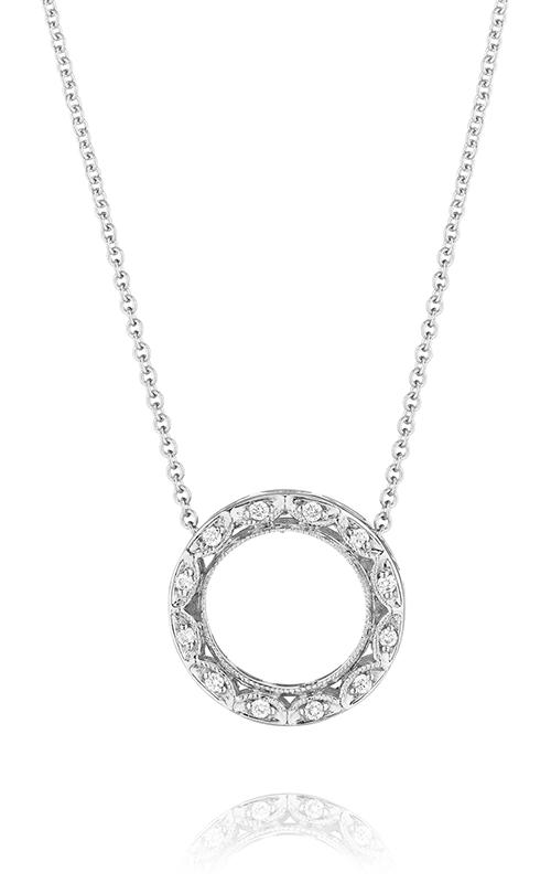 Tacori Classic Crescent Necklace FP508 product image