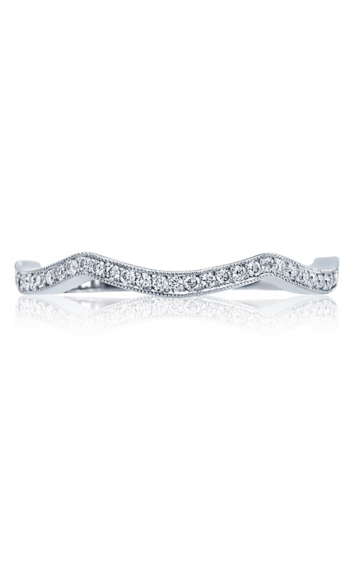 Tacori Ribbon Wedding band 2573MDB product image